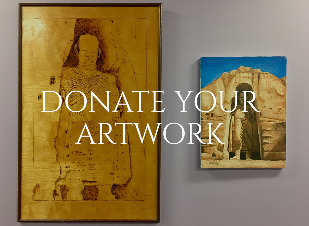 DONATE YOUR ART WORK